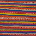 132/11, Baaboorroo Walibirriya, 120x120cm, Acrylic on canvas