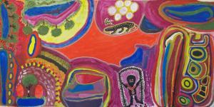 Mangkaja Arts 21 Years Anniversary Exhibition