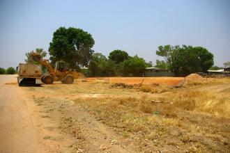 Clearing Bayulu block