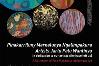 Pinakarriluny Marnalunya Ngalimpakura Artists Jarlu Palu Wantinya & Wurna Juwal